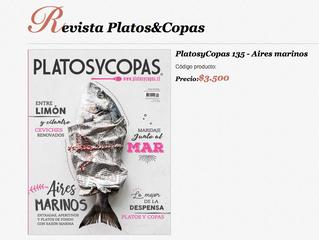 Las mejores recetas como siempre en Platos y Copas!