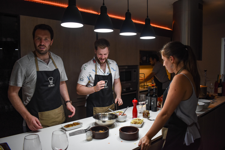taller de cocina