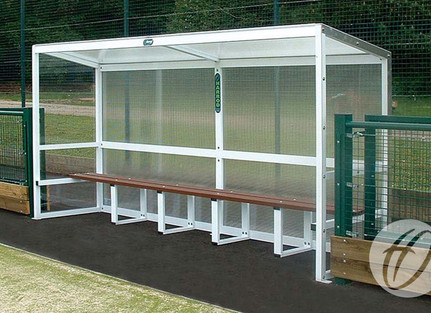 31.05.21 - Help us buy new dugouts for our pitch!