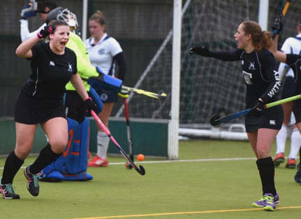 06.06.2021 - Ladies 1XI Promoted to National League!