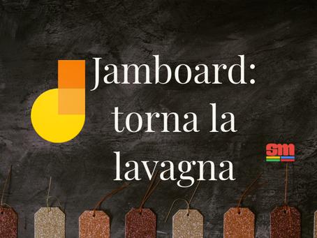 Jamboard - Una miniera d'idee e due modelli