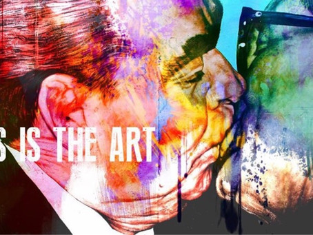 THIS IS THE ART exhibition