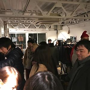 Trunkshow Vol3 2017 in Osaka
