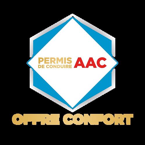 Permis AAC - Confort