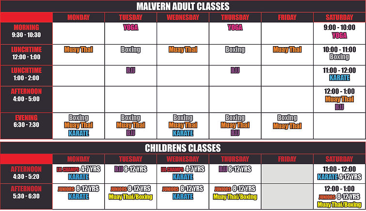 Malvern Martial Arts timetable.jpg