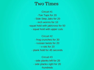 Easy on the Knees Full Body Workout