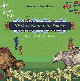 Livro História Natural de Sonhos - poema