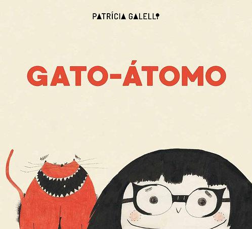 Gato-átomo / Patrícia Galelli