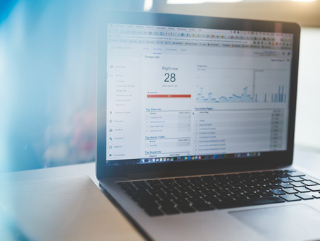 Tracking your online success with Google Analytics