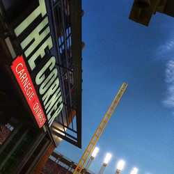 _Cheers!_ #thecorner #cleveland #cle #progressivefield #carnegiandontario #theland #downtownclevelan