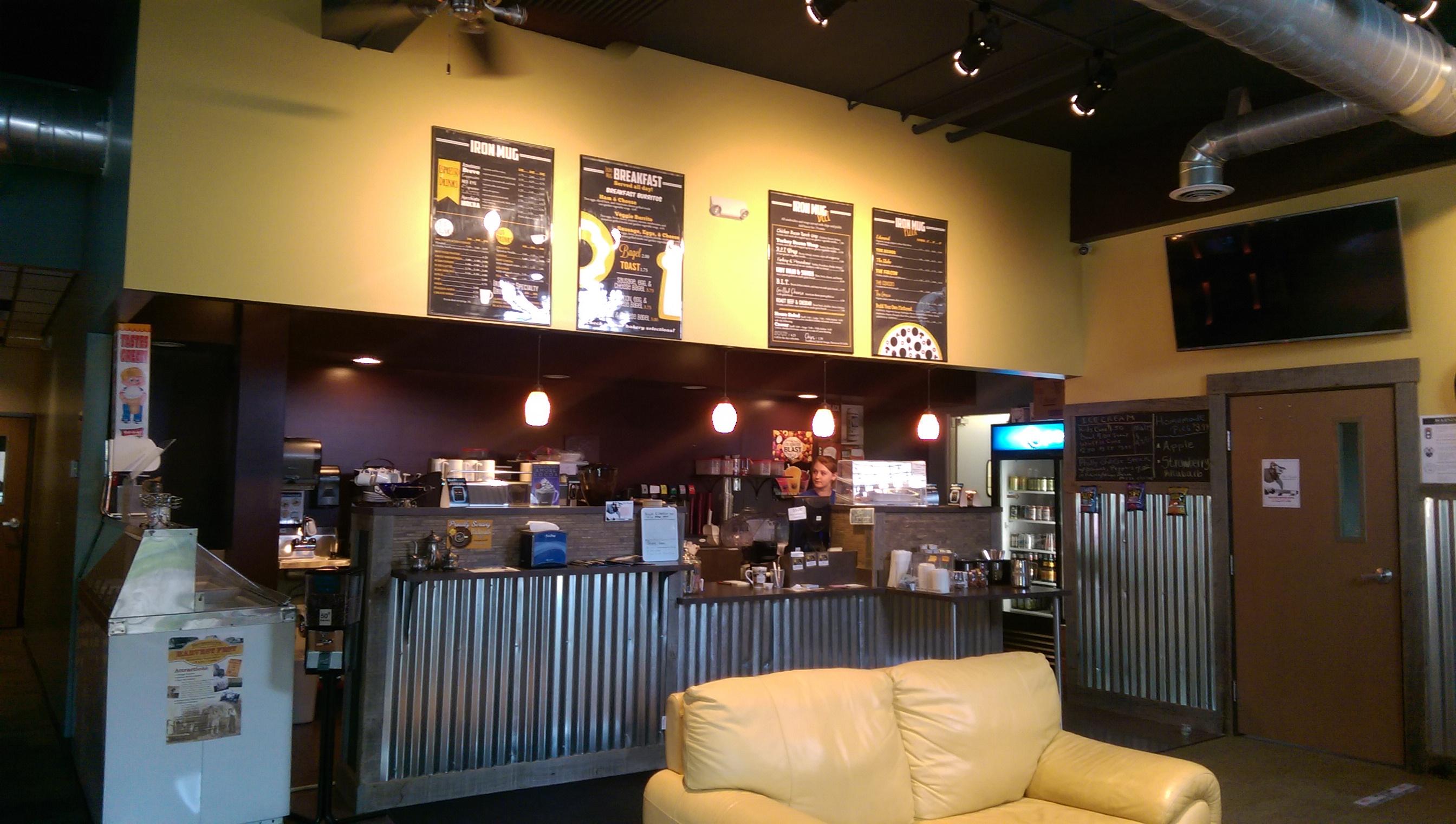 Iron Mug Coffee & Ale House
