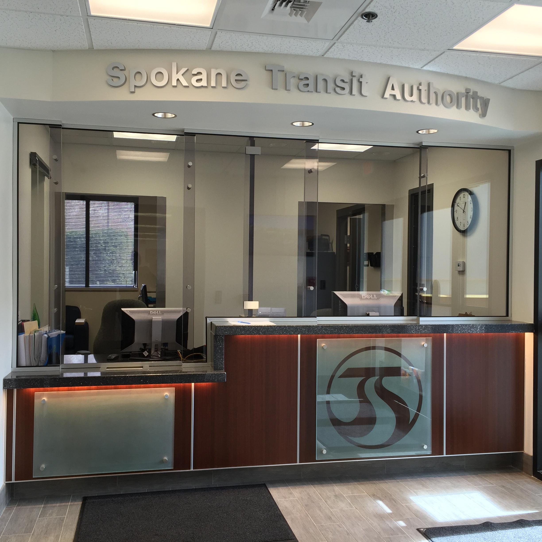 City of Spokane Transit Authority