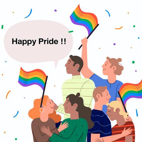 Pride Month ความรัก ความสุขและเพศที่เท่าเทียม