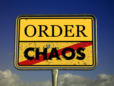 Joe Biden and Company Flip-Flop from Chaos to Order