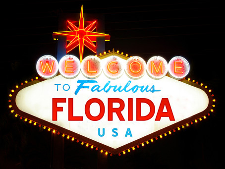 Moving to Florida? Please Leave Your Politics in the Blue State You Are Fleeing!