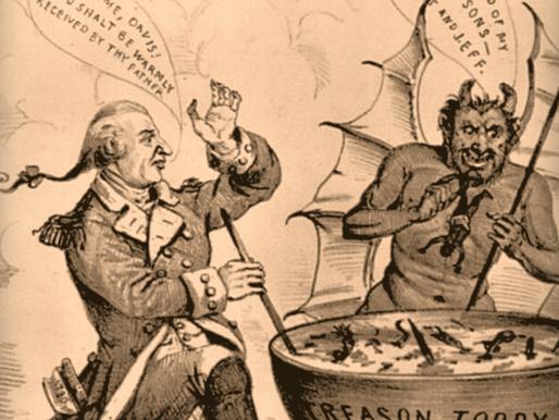 Traitors, Turncoats, and Treason: The Governor's of Georgia and Arizona
