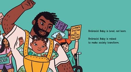 """Woke Activist Inroads In Your Children's School Books & """"Charities"""""""