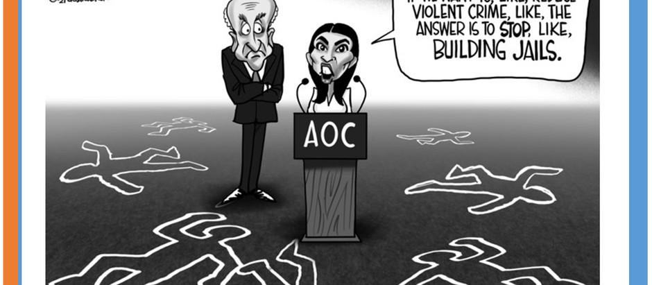 Meme Warfare #9: AOC is Against Capital Pun-ishment!