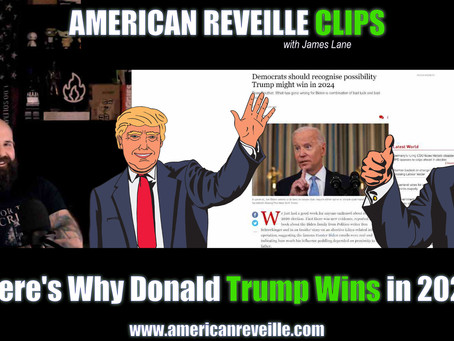Here's Why Donald Trump Wins in 2024 (Clip)