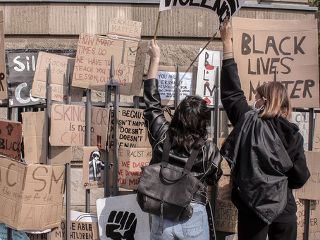 Black Lives Matter Have Worn out Their Welcome