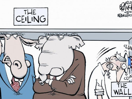 The Debt Ceiling Is About to Crash Down on America, and WE are Paying for it!