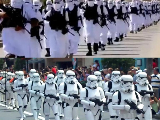 Meme Warfare #25: Great Joe, Now We Have Suicide Storm Troopers...