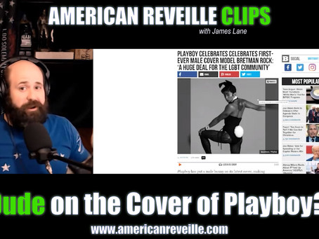 Dude on the Cover of Playboy?! (Clip)