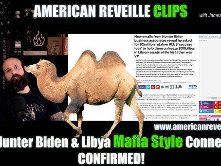 The Hunter Biden and Libya Mafia Style Connection CONFIRMED!