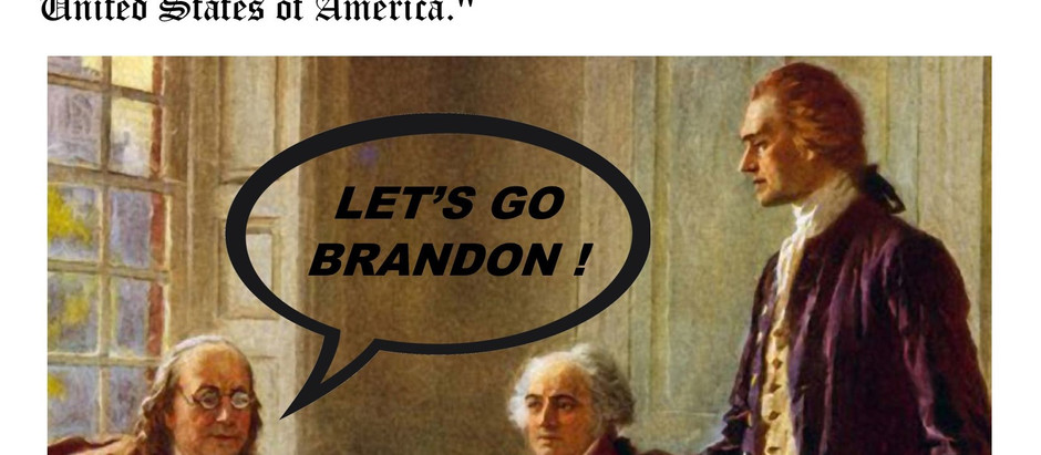 Meme Warfare #32: Let's Go Brandon!
