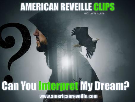 Can You Interpret My Dream? [Clip]