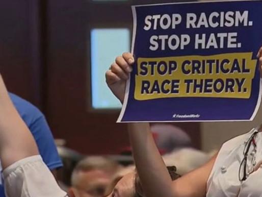 The Anti-CRT Revolt: Banning the Racist Curriculum