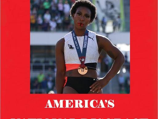 Meme Warfare #17: Gwen Berry: National Disgrace of the Year!