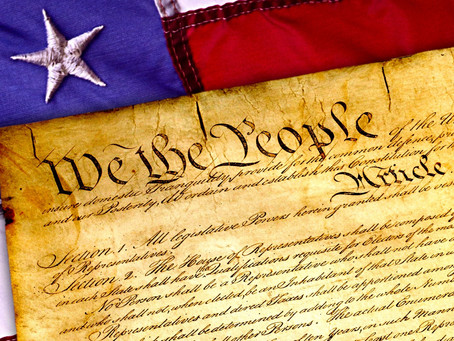 It's Time: A Reveille for We the People