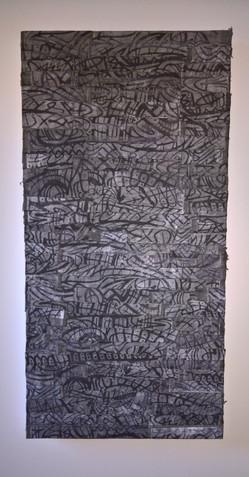 Hosier Lane wallpiece