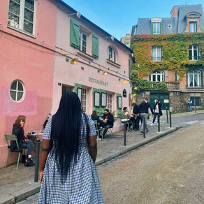 A Day Trip to: Montmartre.