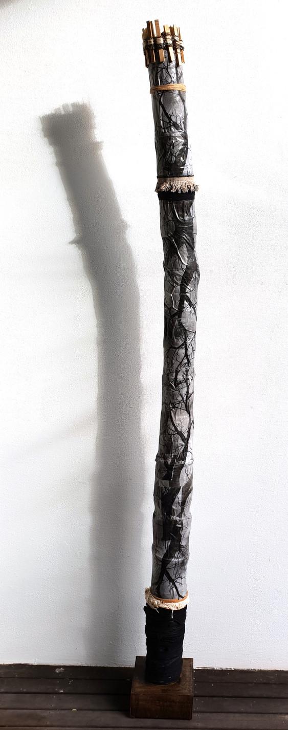 Tree memories totem 1