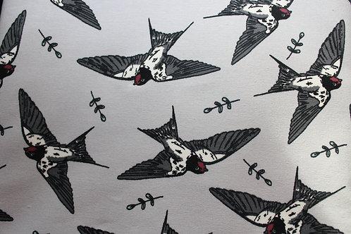 Swallows Pinafore Dress