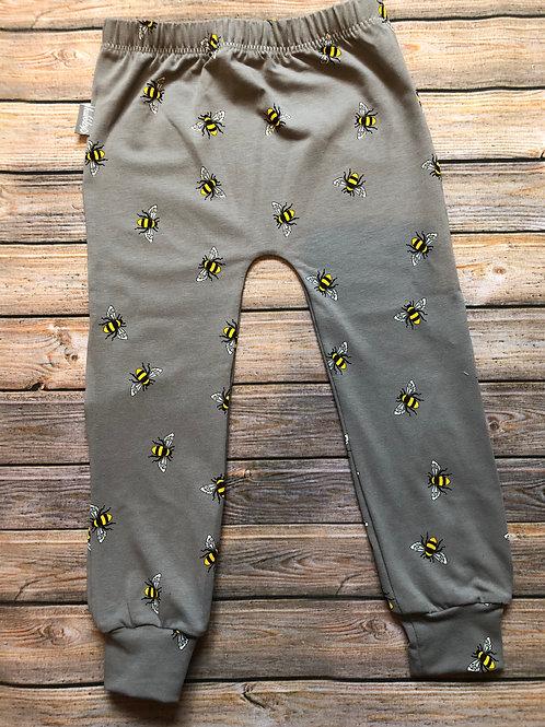 Bee Leggings/Shorts