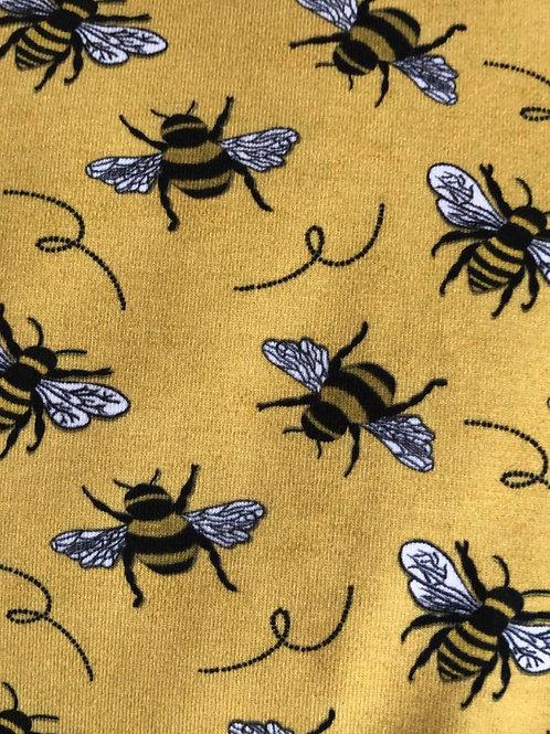 Mustard Bees