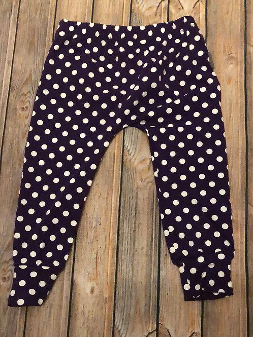 12-18 Months purple spots