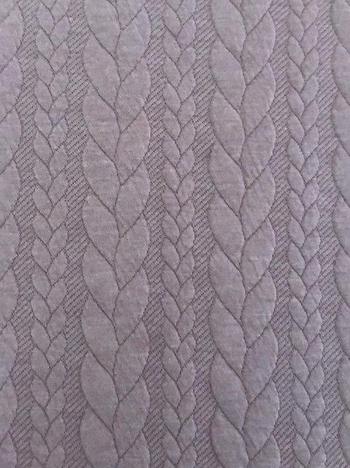 Plait fabric