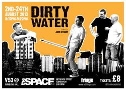 Fringe Festival flyer 2013