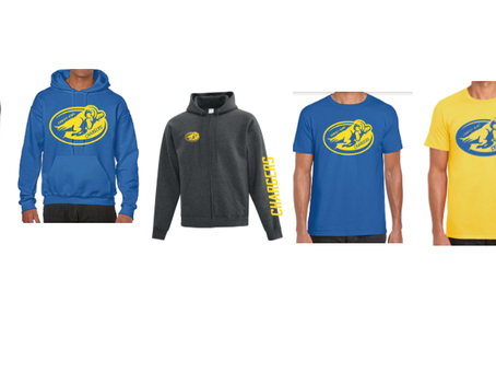 Clothing orders due September 20th