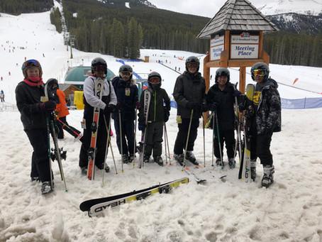 3rd annual Junior High Ski Trip
