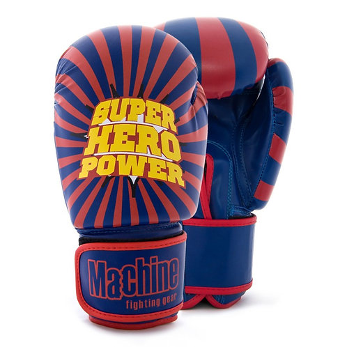 Boxerské rukavice Machine Super Hero Power