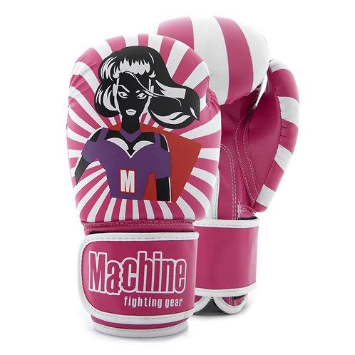 Boxerské rukavice Machine Super Woman