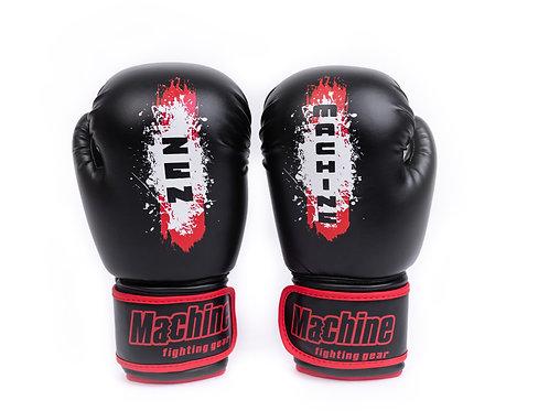 Boxerské rukavice MACHINE Zen – černé