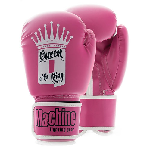 Boxerské rukavice Machine QUEEN of the RING