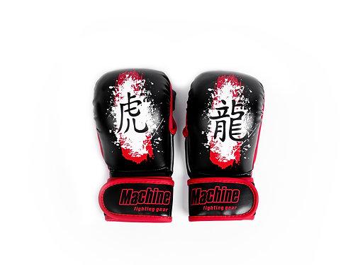 Tréninkové MMA rukavice MACHINE JAPAN – černé