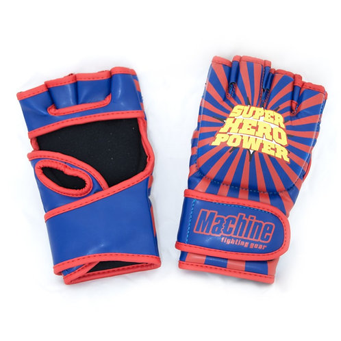 MMA Rukavice Machine Super Hero Power